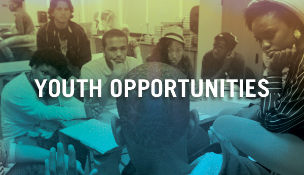 youth speaks youth opportunities